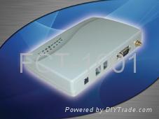 Quad Band Gsm Fwt 850 / 900 / 1800 / 1900mhz Fct (PSTN Lcr) GSM Gateway