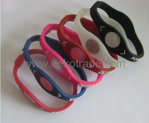 New 2010 Hot Power Balance Energy Bracelet 1