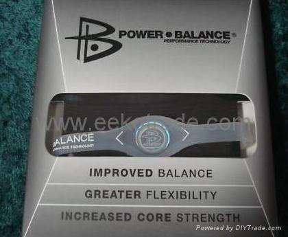 Silicone Bracelet  Silicone Power Balance 1