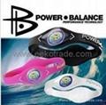 Silicone Bracelet  Silicone Power Balance 2