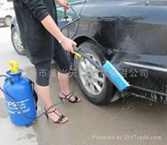 护车士三角刷自助家用洗车器