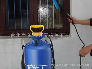 護車士三角刷自助家用洗車器 3