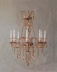 Classical Glass Chandelier