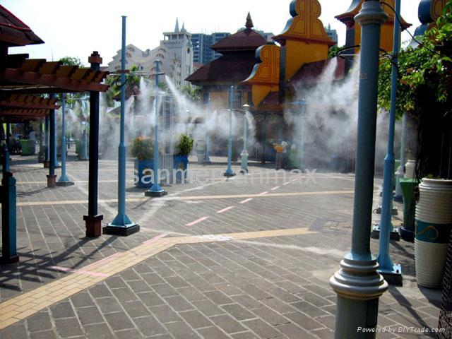 Patio Misting Systems Product : Misting system am china manufacturer products