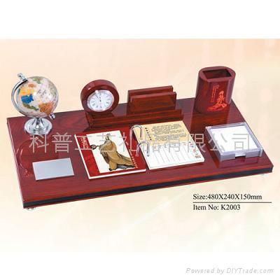 木制台历 (中国) - 办公礼品和装饰品 - 工艺,饰品