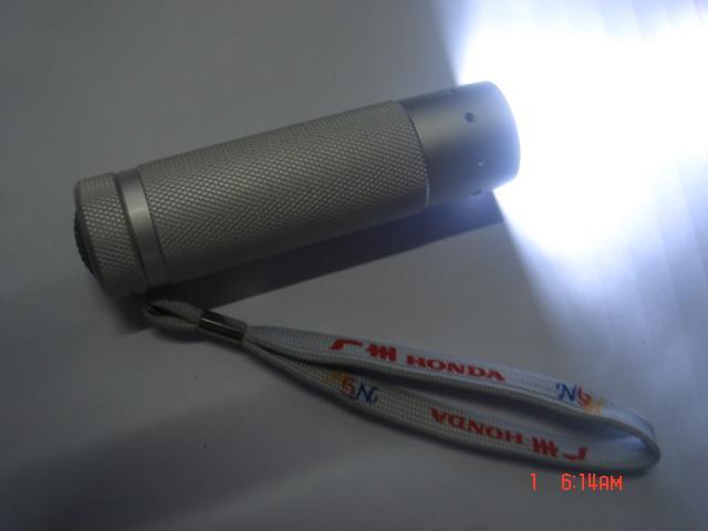 lED手电筒 5
