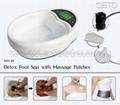 Ion Cleanse Foot bath  2
