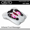 infrared foot care massager
