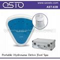 Portable ion foot spa