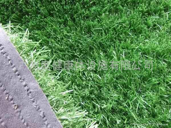 足球人造草、AJ-QDS45-1、人造草、人造草坪、球場草坪 2