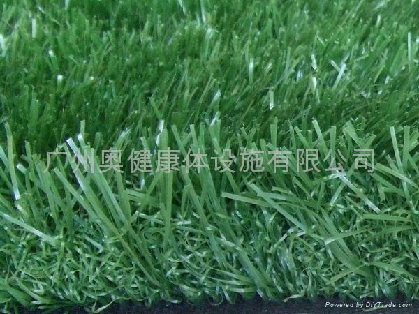 足球人造草、AJ-QDS45-1、人造草、人造草坪、球場草坪 3