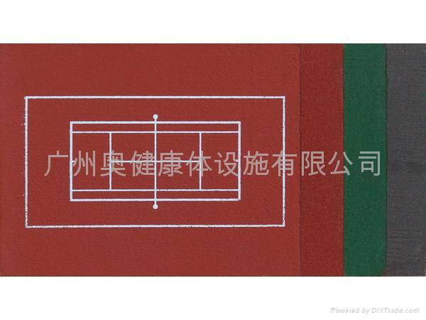 供應丙烯酸球場塗料、球場塗料、丙烯酸 1