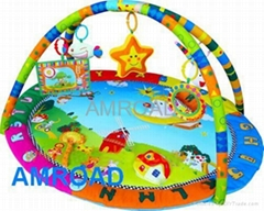 Happy Angel Baby Activity Play Mat Gym
