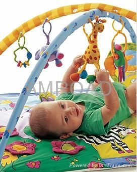 infantino baby gym activity center play mat china manufacturer. Black Bedroom Furniture Sets. Home Design Ideas