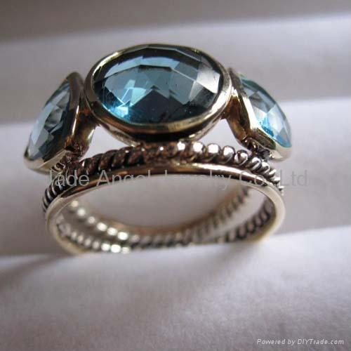 China products for David yurman inspired jewelry rings