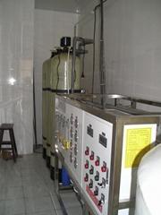 1.0t/h實驗室用純水機