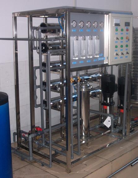 0.5吨/h实验室纯水机 1