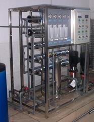 0.5噸/h實驗室純水機