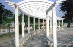 北京房山区海龙水泥制品厂工程展示