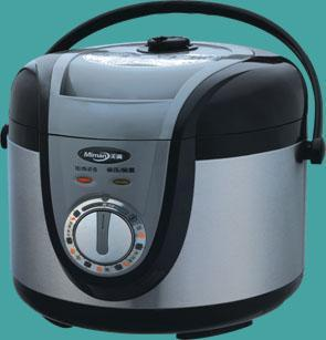 Electric Pressure Rice cooker  1