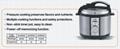 electric pressure cooker  2