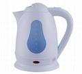 plastic eletric kettle 1