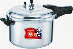 super aluminum pressure cooker
