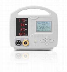 Portable Tabletop NIBP&SPO2 Patient Monitor