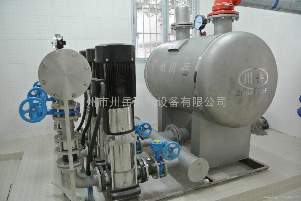 管網疊壓(無負壓)高樓供水設備 1