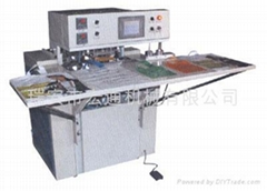 RHT-BX Auto soft hand-ring bag-making machinery