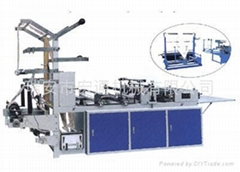 Computer Side Hot Sealing and Cutting Bag Making Machine