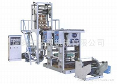 Rotogravure Printing Unit for plastic film blowing machine