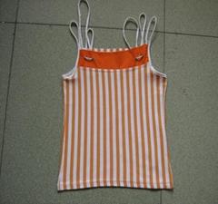 背心、吊带衫