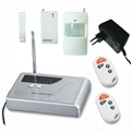 Home Use Wireless Alarm System