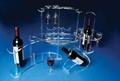 有机玻璃(压克力)酒类展架 2