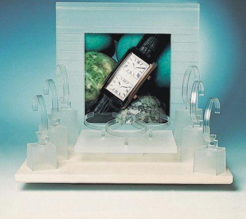 有機玻璃(壓加力)珠寶展台/道具 2 1