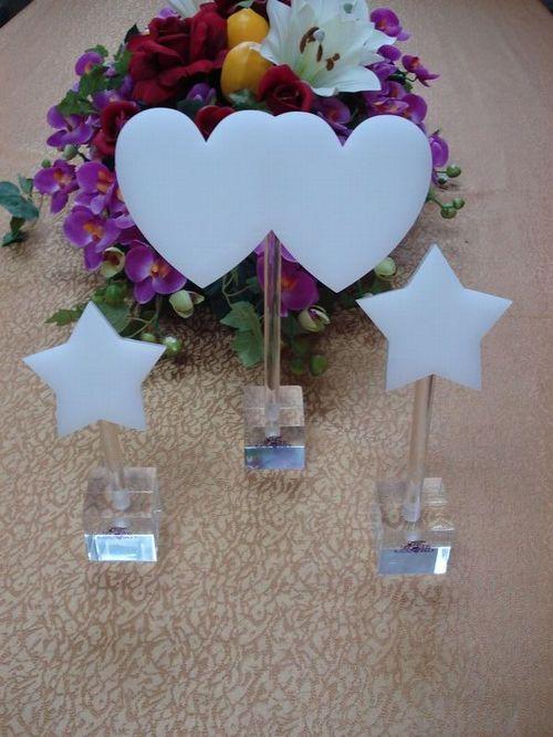 有機玻璃(壓加力)珠寶展台/道具 2 3