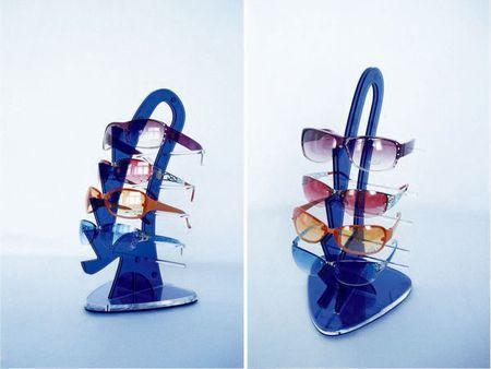 有機玻璃/壓克力/亞克力/亞加力眼鏡展架 1