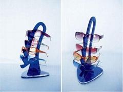 有機玻璃/壓克力/亞克力/亞加力眼鏡展架