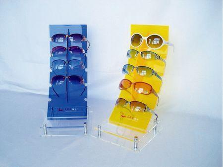 有機玻璃/壓克力/亞克力/亞加力眼鏡展架 2