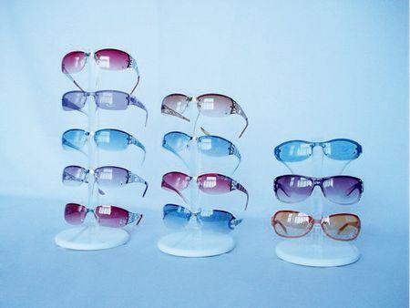 有機玻璃/壓克力/亞克力/亞加力眼鏡展架 3