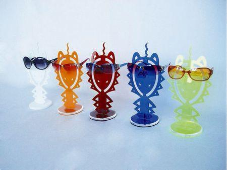 有機玻璃/壓克力/亞克力/亞加力眼鏡展架 4