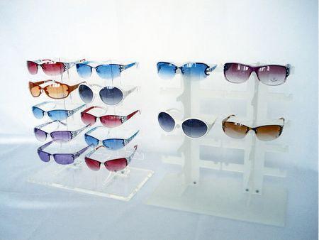 有機玻璃/壓克力/亞克力/亞加力眼鏡展架 5