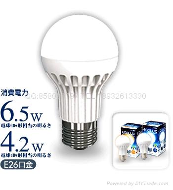 LED灯泡光电球 2