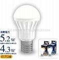 LED灯泡光电球 3