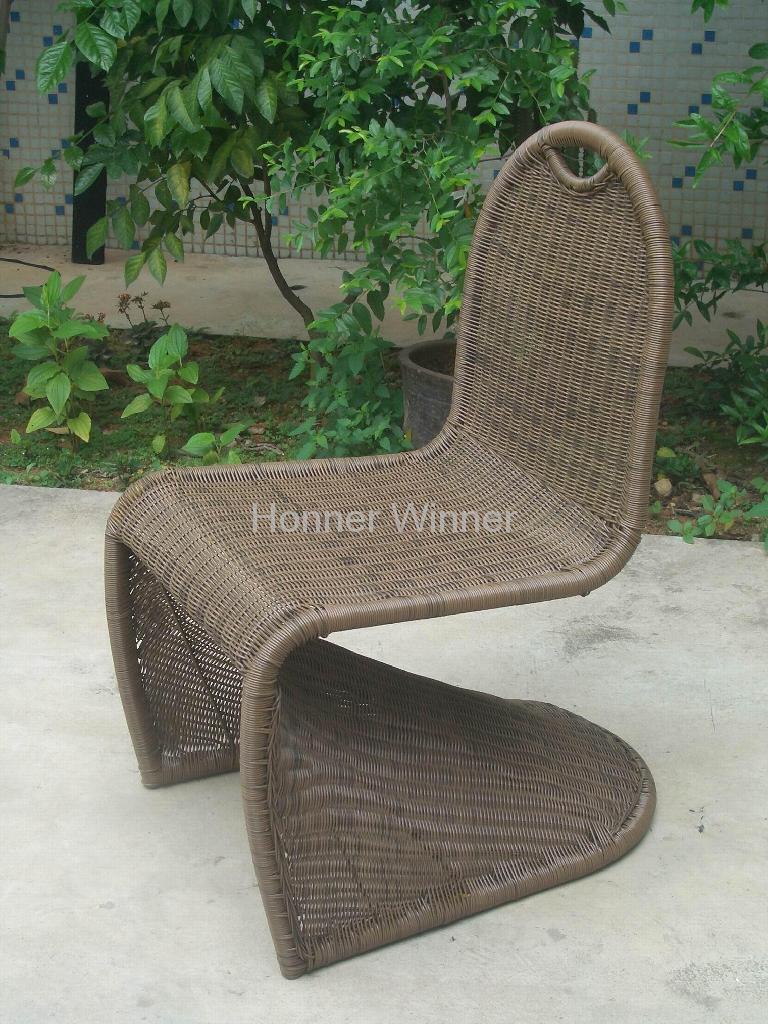 Hw816s Outdoor Patio Woven Rattan Wicker Chair Furniture 1