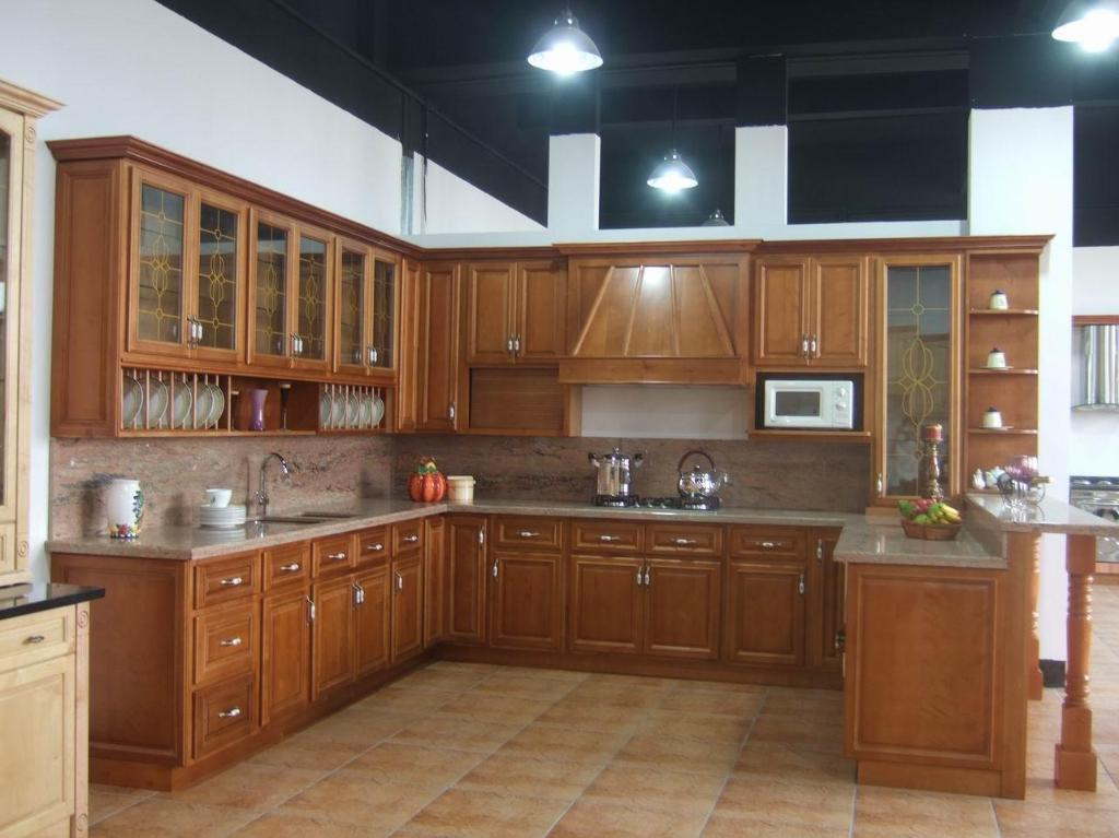 Wood Furniture Kitchen Design