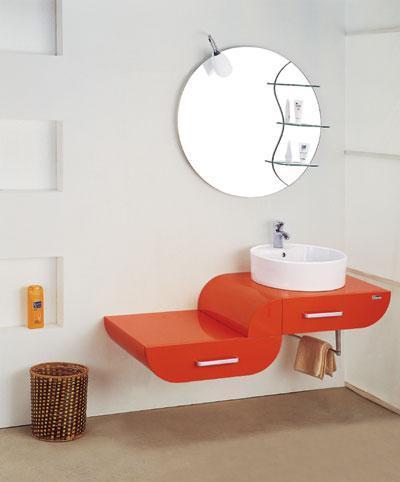 Bathroom Vanities on Pvc Wood Bathroom Vanity Cabinets Furnitures With Counter Top   Bath
