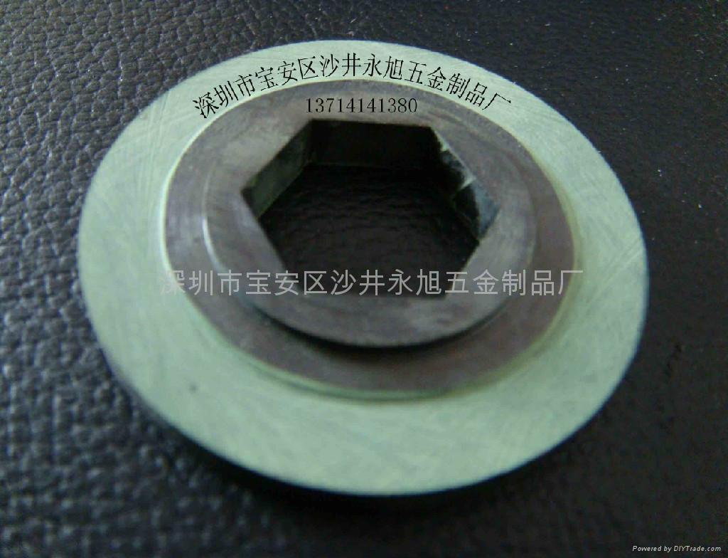 代步车刹车器 5