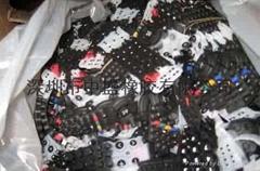 供应进口废硅胶边角料